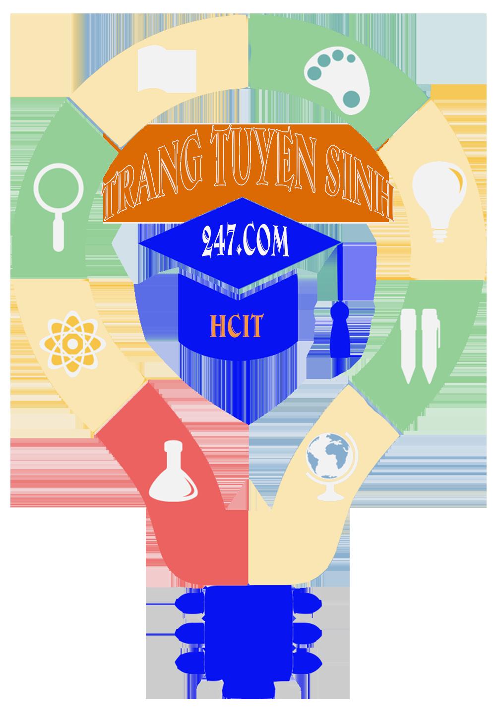 logo trang tuyen sinh 4